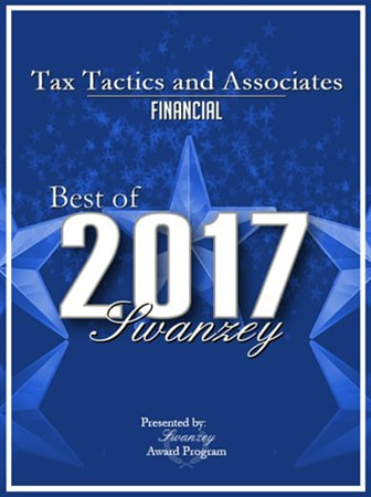 Tax Tactics Award 2017